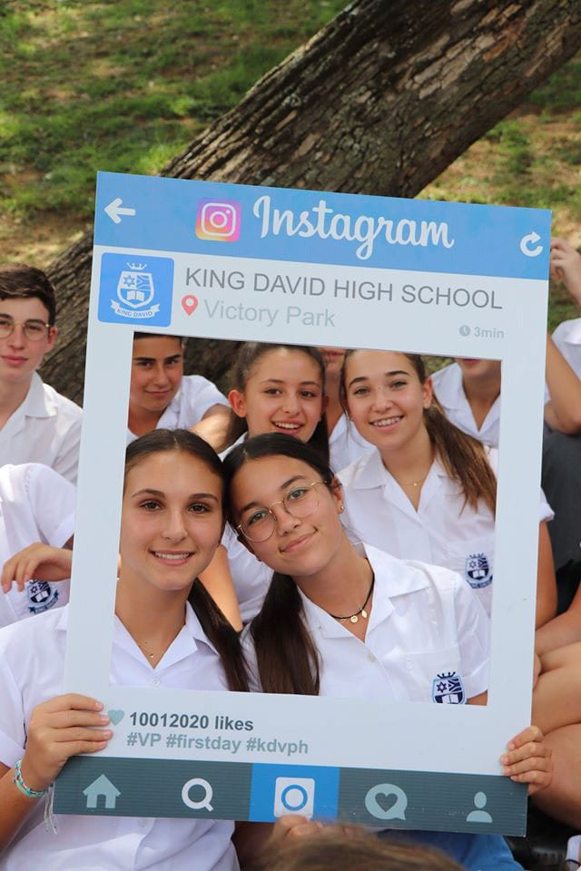 King David Schools' Foundation instagram